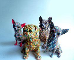 Friends – Pinkie, Bob, Jake & Bluey