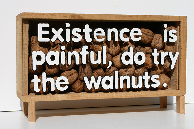 Do Try the Walnuts