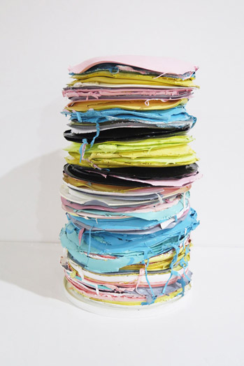 Untitled (Long Stack) 2015