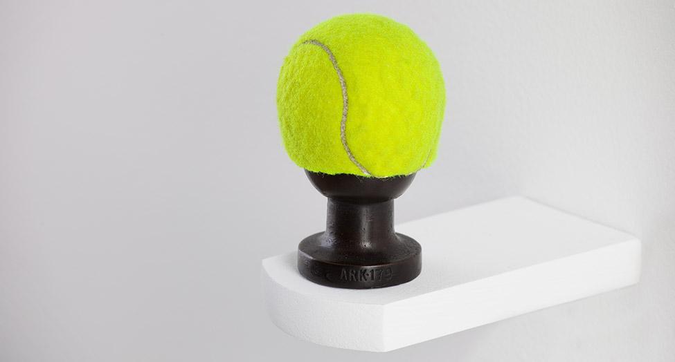 Tennis Ball/Tow Ball