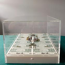 Moneyscape II: Japan and USA
