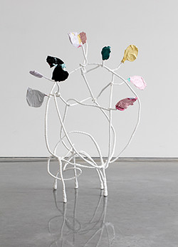 Untitled (Winter Sculpture) 2017