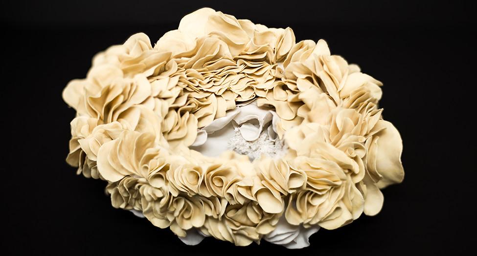 Genet Yellow Porcelain