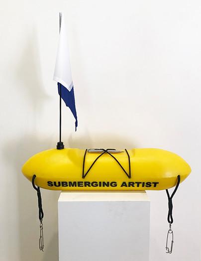 Submerging Artist