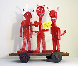 Devils from Dazu