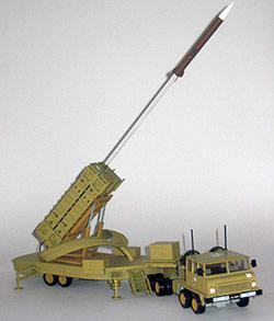 Patriot Missile Thong