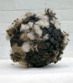 Fur Ball with Powerful Intent