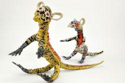 Mingkiri kutjara (two mice)